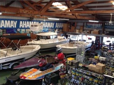 Parts Department | Buck's Outboard Repair, Inc  | Sacramento